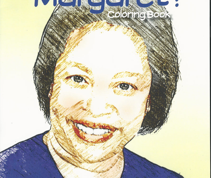 Back to School Series: Margaret Walker Alexander Coloring Book