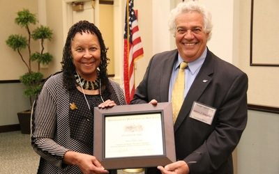 ​Mississippi Historical Society Award