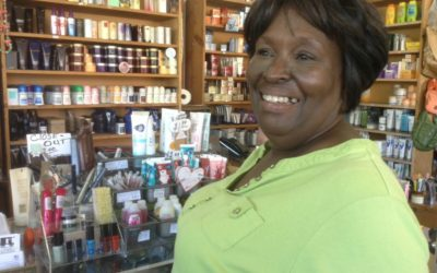 Dr. Wilma Mosley Clopton Visits St. Louis