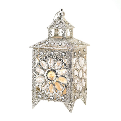 Royal Jewels Candle Lantern from The Spinster's Shoppe, LLC
