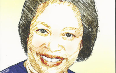 Back to School Series: Margaret Walker Alexander Coloring Book