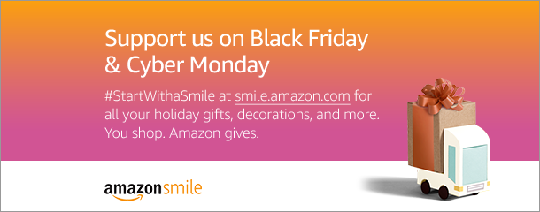 Support NMHS while shopping on Amazon!