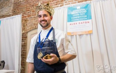 Filmmaker's Bash Chefs Alex Eaton and Jesse Houston Receive Awards