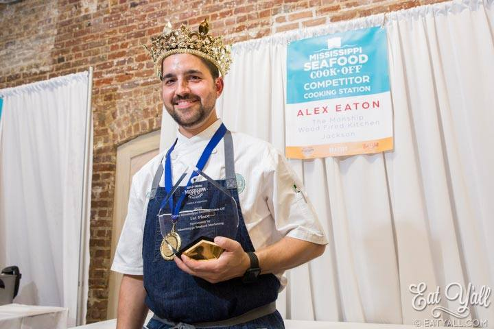 Filmmaker's Bash Chefs Alex Eaton and Jesse Houston Receive Awards