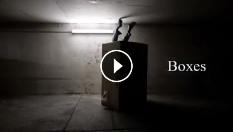 """""""Just Do It"""" Film Series: """"Boxes"""""""