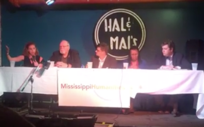 VIDEO: Dr. Wilma Mosley Clopton at the Mississippi State Flag at Hal & Mal's