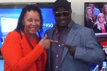 Filmmaker's Bash Lineup: Blues Artist Dexter Allen