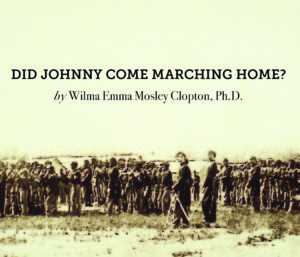 Did Johnny Come Marching Home Book Third Edition