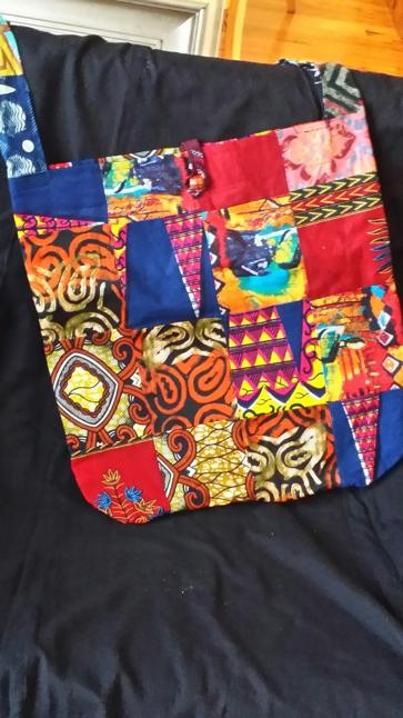 Cameroon Across the Body Bag